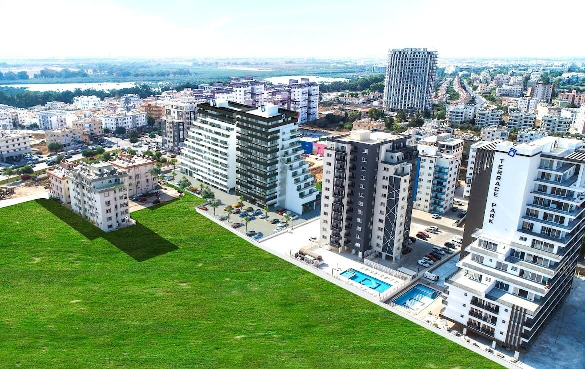 SA-199 APARTMENT 1 + 1 IN THE CENTER OF FAMAGUSTA