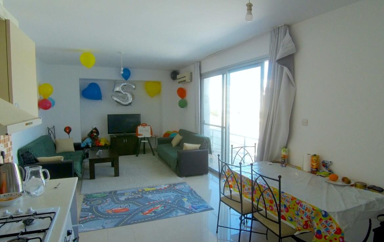 SA-243 Apartment in Karaoglanoglu from the owner