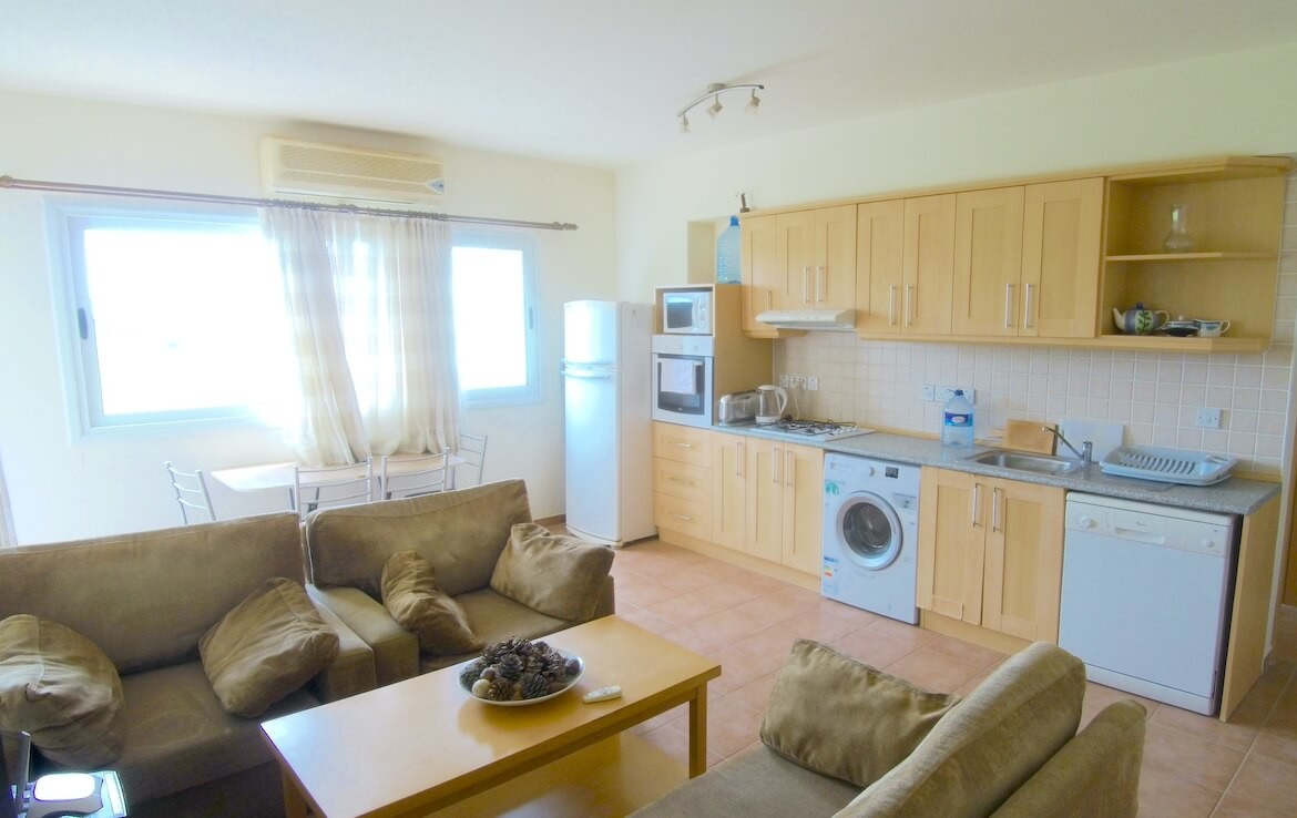 SA-255 APARTMENT FROM OWNER IN ISKELE, veles