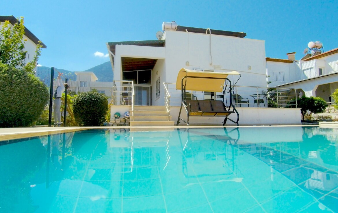 SV-306 VILLA IN NORTHERN CYPRUS FOR SALE