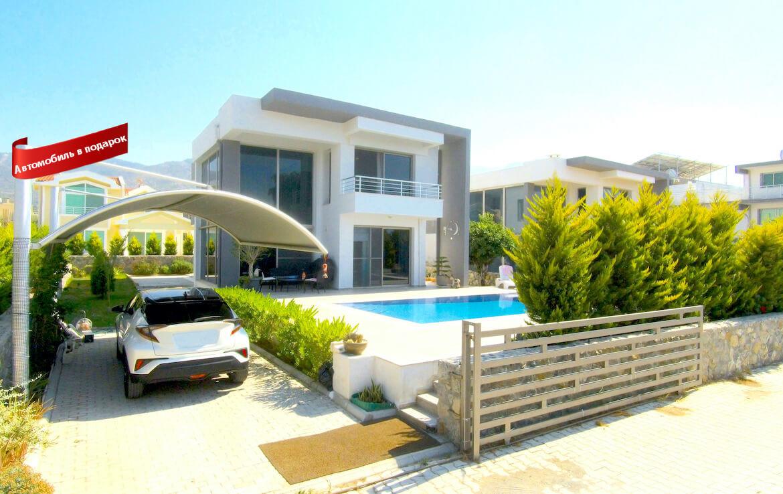 SV-316 Cozy villa for a family