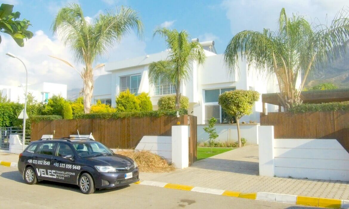 SV-322 Your Dream Home in North Cyprus