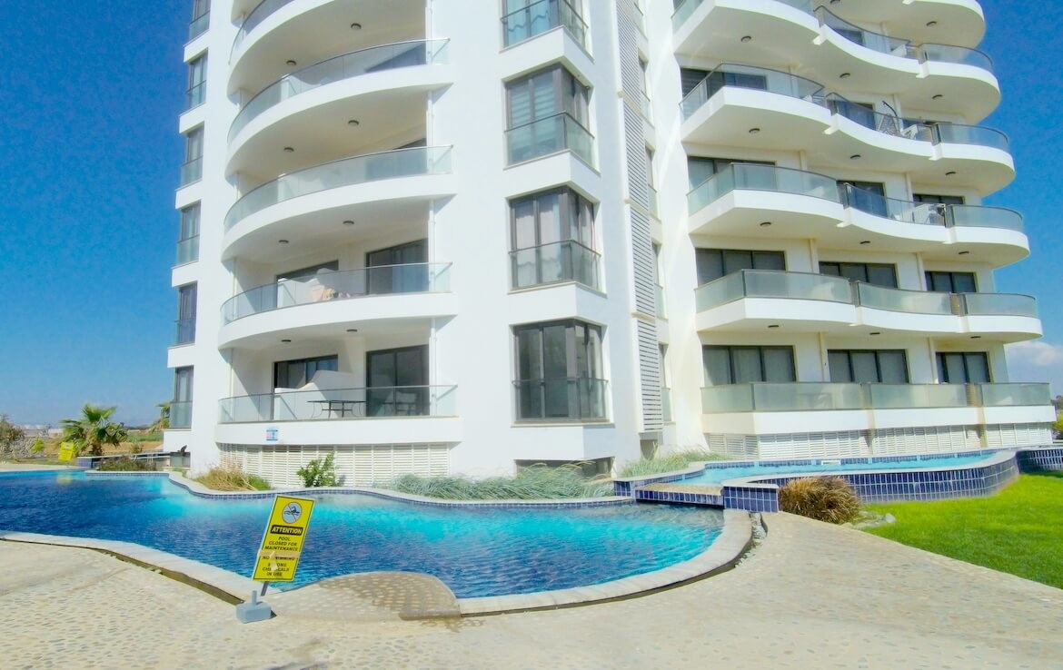 SA-1105 Furnished tower apartment, Veles