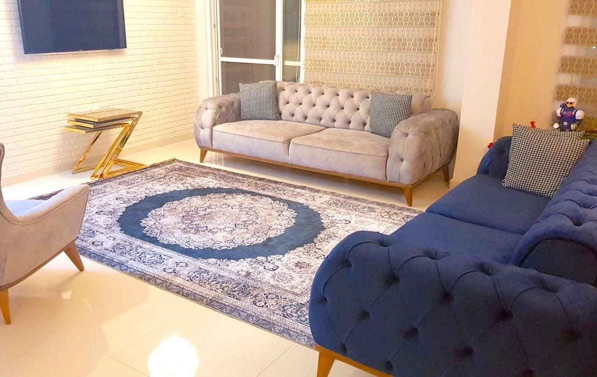 SA-298 Penthouse in the center of Iskele on Long Beach, Veles