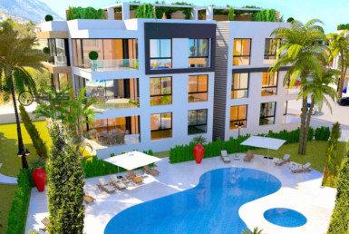 SA-2107 New modern apartment in Alsancak, Veles