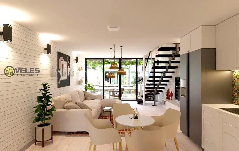 SA-2120 Luxurious apartment near the golf club